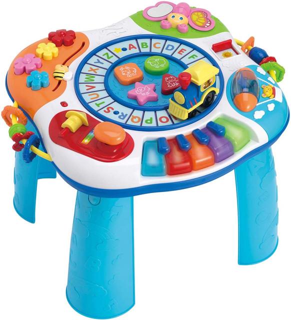 """Розвиваючий столик """"Веселий паровозик"""" Winfun прокат в Харкові"""