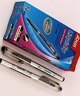Ручкa роллер RX111200 черная 12шт/уп