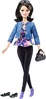 Кукла Барби Стиль Ракель 2015 / Barbie Style Raquelle Doll, Black Pants & Blue Jacket