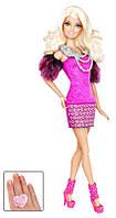 "Кукла Барби ""Модница"" Розовое платье / 2011 Barbie Fashionistas Barbie Doll - Pink Dress"