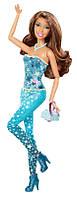 "Кукла Барби ""Модница"" Никки в голубом / Barbie Nikki Fashionistas 2013"