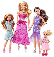 Кукла Барби и ее сестры / Barbie and Her Sisters in a Pony Tale Gala Gown Giftset
