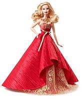 Коллекционная кукла Барби  Праздничная 2014 / Barbie Collector 2014 Holiday Doll
