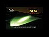 Фонарь Fenix TK70 Cree XM-L, фото 2