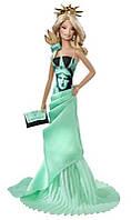 Коллекционная кукла Барби Статуя Свободы / Barbie Collector Dolls of the World Statue of Liberty Doll