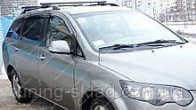 Вітровики вікон Чері Крос Естар B14 (дефлектори бокових вікон Chery CrossEastar)