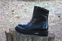 Детские высокие ботинки для девочки Tobi 33р.