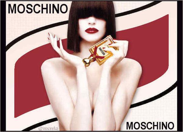 Женские ароматы Moschino