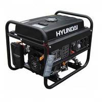 Генератор бензиновий Hyundai HHY 3000FE + счётчик моточасов