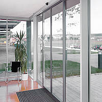 Автоматические раздвижные двери ST FLEX