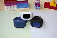 Детские GPS смарт часы Smart Baby Watch Q50 (синие)