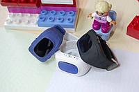 Детские GPS смарт часы Smart Baby Watch Q50 (белые)