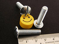 Винты для мебельный фурнитуры. ДСТУ 2259-93 М6х25 мм