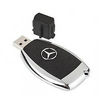 USB накопитель в виде брелка Мерседес