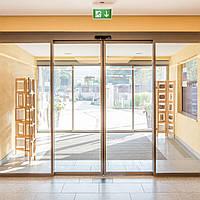 Раздвижная дверь ST FLEX Green