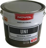 Шпатлёвка универсальная Novol UNI, 4 кг