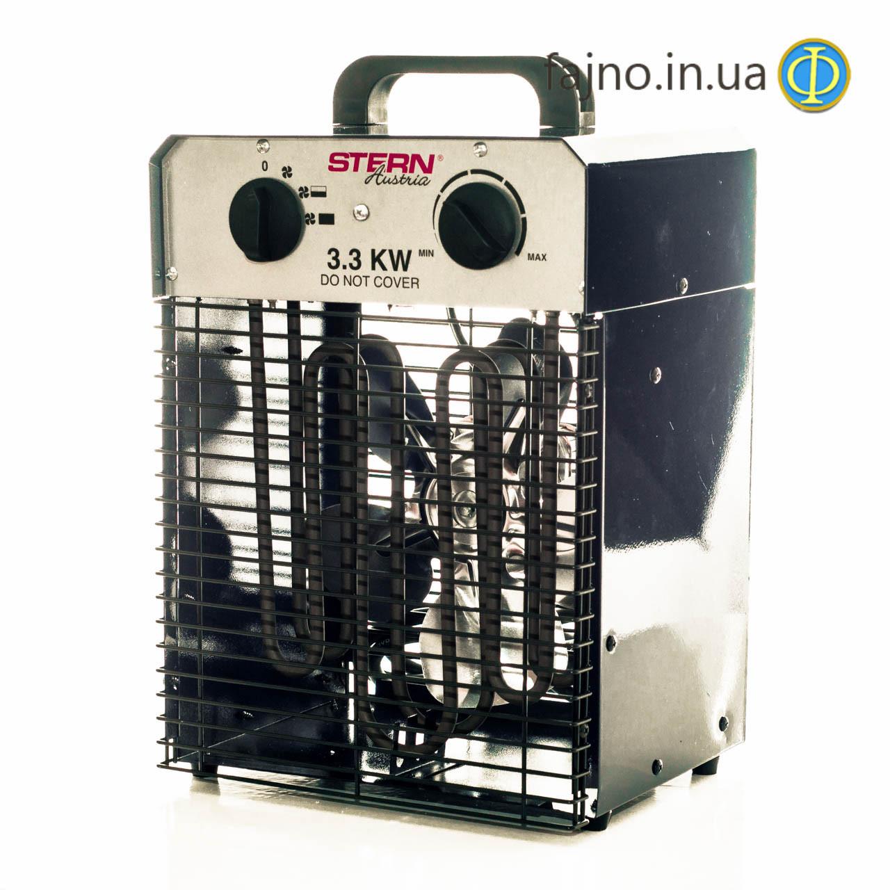 Тепловентилятор промышленный Stern ELH-33 (3,3 кВт)