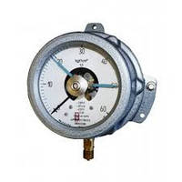 Мановакуумметр электроконтактный сигнализирующий взрывозащищенный ДА2005Сг1Ех