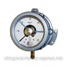 Мановакуумметр электроконтактный сигнализирующий взрывозащищенный ДА2005Сг1Ех, фото 2