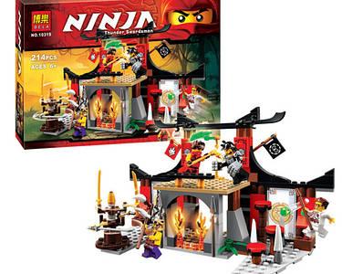 Конструктори ninja/ninjago
