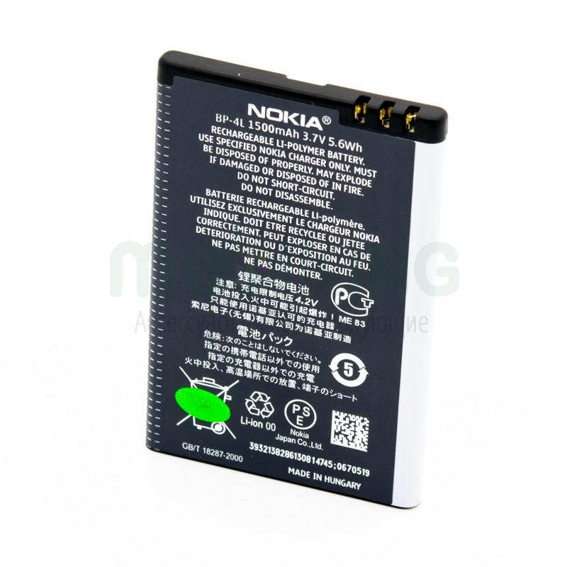 Оригинальная батарея на Nokia 4L для мобильного телефона, аккумулятор.