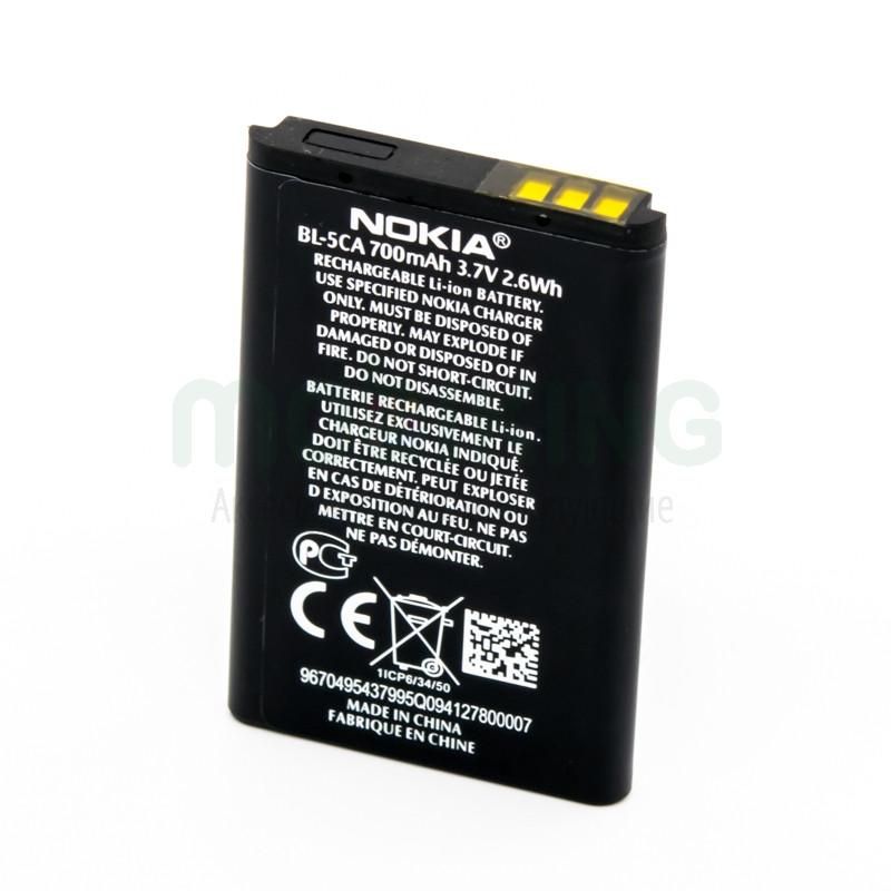 Оригинальная батарея на Nokia 5CA для мобильного телефона, аккумулятор.