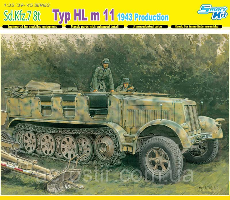 Sd.Kfz.78t Typ HL m11 1/35 DRAGON 6794