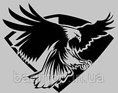 Вінілова наклейка на телефон - Орел 2