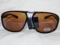 Очки PRADA 4561 С1 золото коричневый реплика