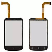 Дисплей (экран) + сенсор (тач скрин) HTC A320 Desire C (оригинал)
