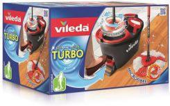 Швабра з телескопічною рукояткою і відро з механічним віджиманням EasyWring & Clean Turbo