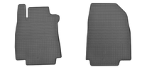 Килимки в салон для Nissan Tiida 04- (передні - 2 шт) 1014102F, фото 1