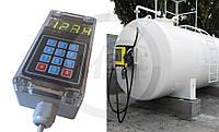 Узел управления, учета и мониторинга для дизельного топлива, биодизеля, бензина и тп.