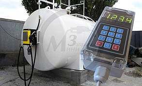 Система управления и дозирования топлива