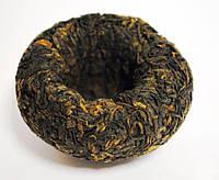 Гу То И Точа 2007. Последний! Лучшее соотношение! Китайский чёрный чай ШУ ПУЭР! Спрессованный, То Ча. Украина!