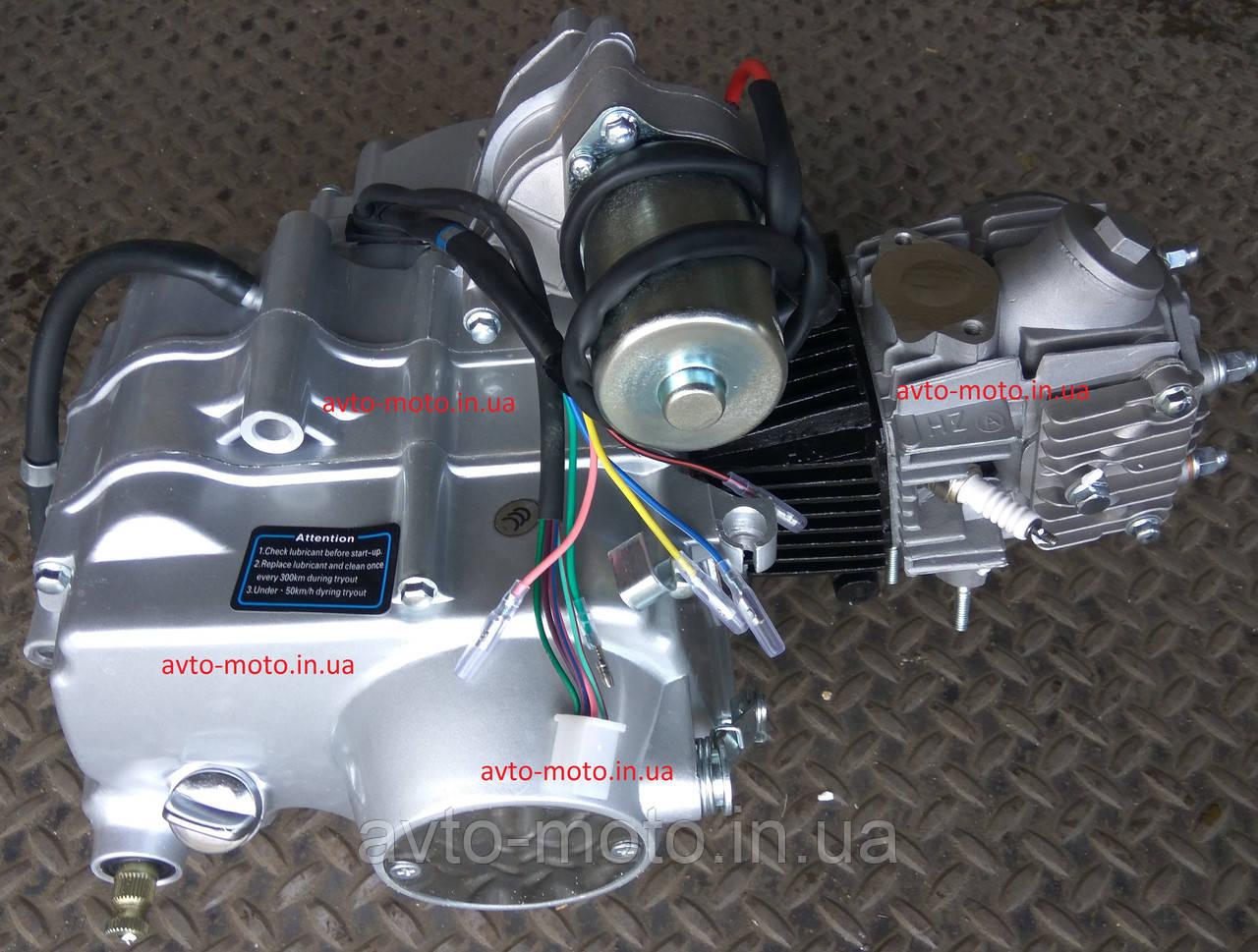 Двигатель Дельта 70 см3 механика (слон)