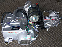 Двигатель мопед Дельта 70 см3 механика (слон)