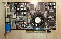 Видеокарта Geforce MX 440/64M 128bit рабочая100%