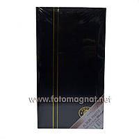 Фотоальбом  чёрный (альбом для фотографий) 300/10х15см