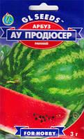 Семена Арбуза Ау Продюсер (3 г) GL Seeds Украина