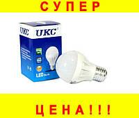 Светодиодная LED лампочка E27 9W