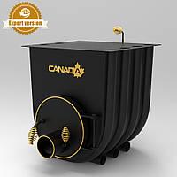 """Булерьян канадская печь CANADA с варочной поверхностью """"00"""" 130 м3, фото 1"""