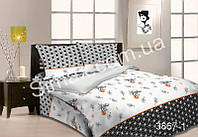 Постельная ткань,постельная ткань Бязь,ткань для постельного белья,  Бязь 3D набивная Бонсай