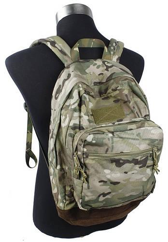 Повседневный армейский рюкзак 15 л. TMC Siu Ming Backpack MC, TMC2045 (Камуфляж)
