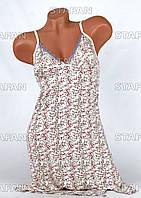 Женская ночная рубашка Турция Pink Secret 0158 XL-R. Размер XL.