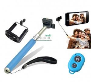 Bluetooth selfie stick (Монопод)
