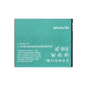 Батарея на Bravis Biz оригинальный аккумулятор для мобильного телефона.