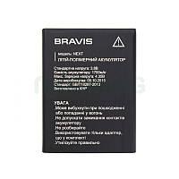 Батарея на Bravis Next оригинальный аккумулятор для мобильного телефона.