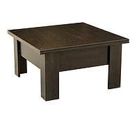 Дельта стол (Мебель-Сервис)  венге, дуб самоа, кедр 800(1600)х800(800)х435(750)мм