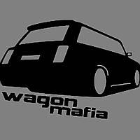 Виниловая наклейка на авто (мафия 2) (от 10х15 см)